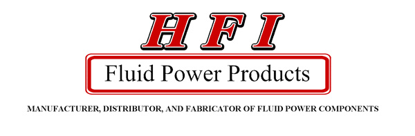 HFI can fabricate custom style hydraulic hose assemblies for you in single piece production of large quantity OEM runs.