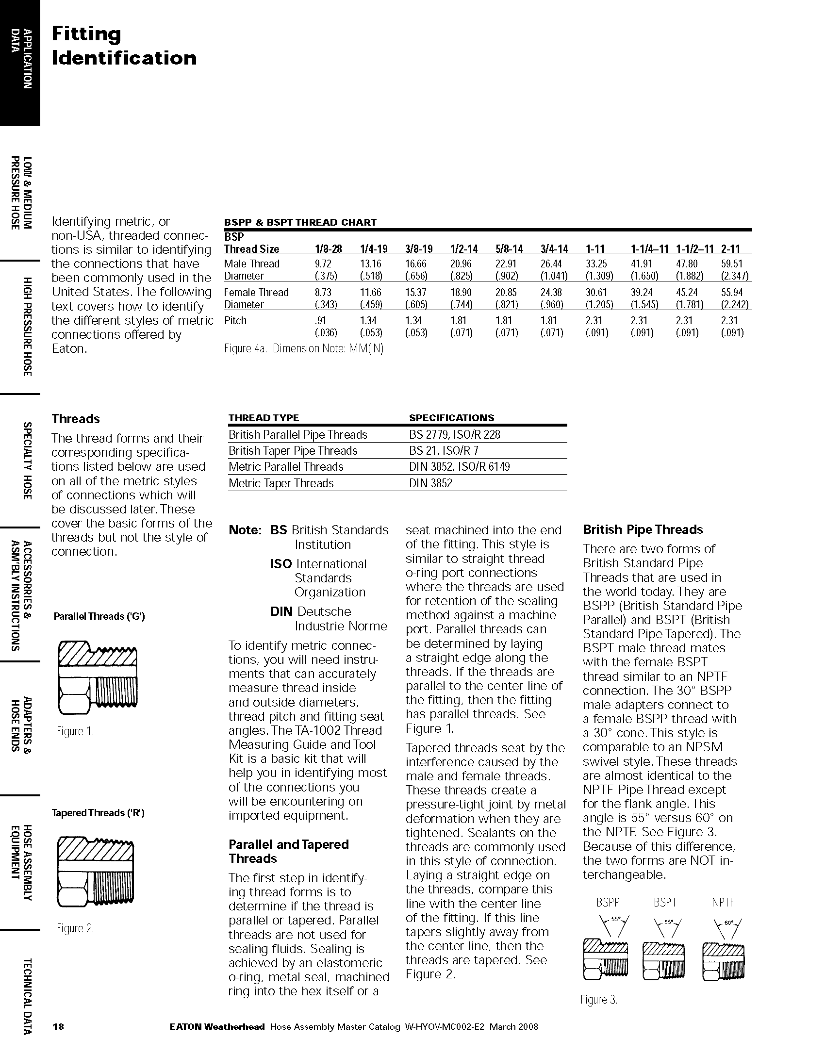 Hose selection guide Page 3
