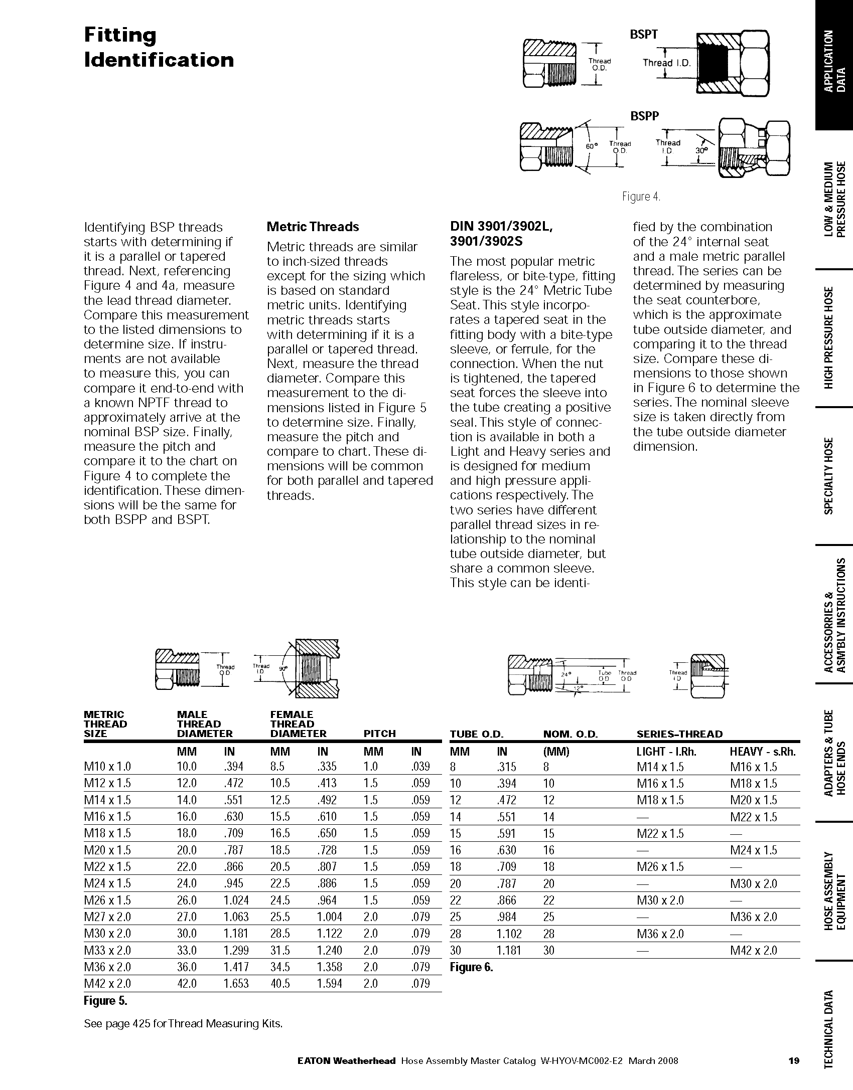 Hose selection guide Page 4