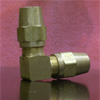 Brass Copper Tube Air Brake Compression Fittings