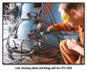 Leak Detection Solutions by Spectronics.