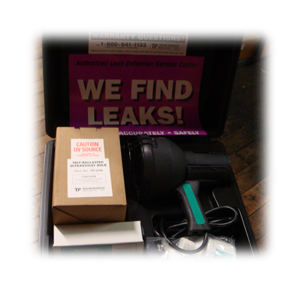 Leak Detection Kit available at HFI
